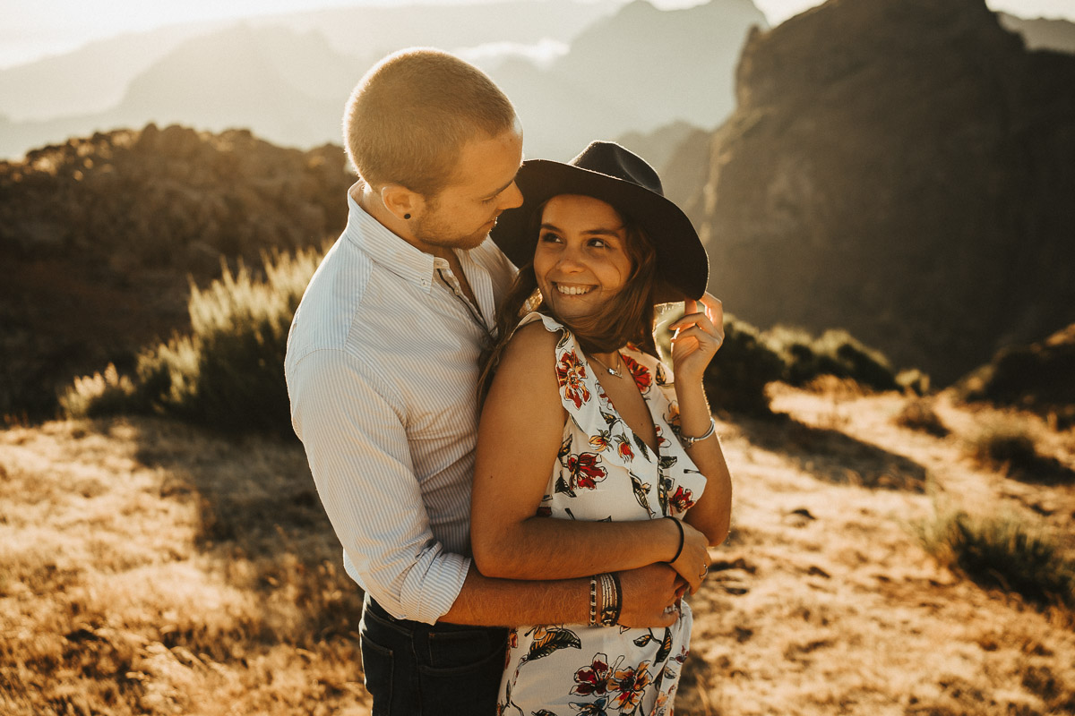 destination shooting madeira engagement - karina sowa